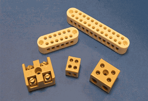 Connector Parts for Aircraft